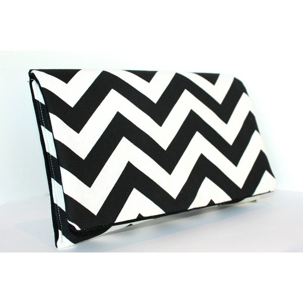 Statement Clutch - ZigZag by VIDA VIDA mIc9QdD