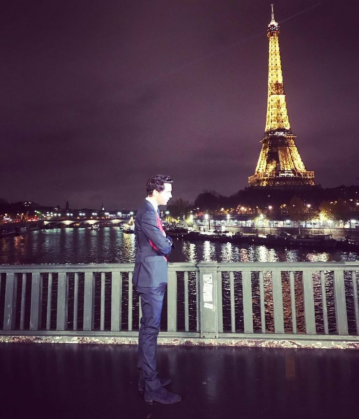 Mika in Paris