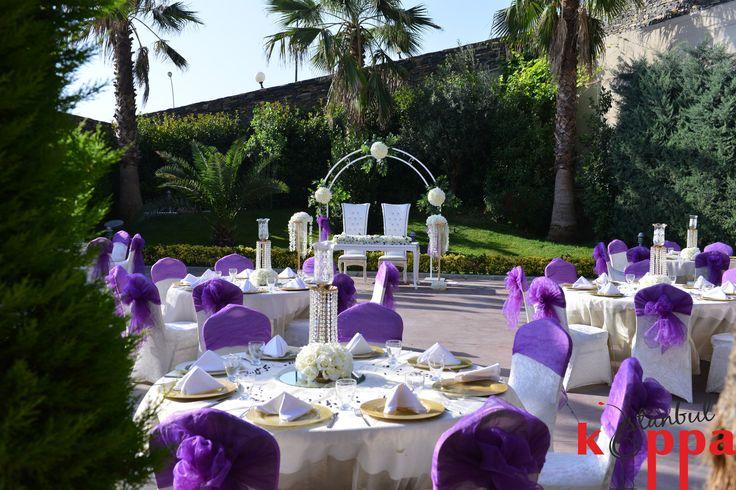 Kuppa İstanbul Bahçe, Ağustos ayı düğün rezervasyonlarında sürpriz indirimler çiftleri bekliyor