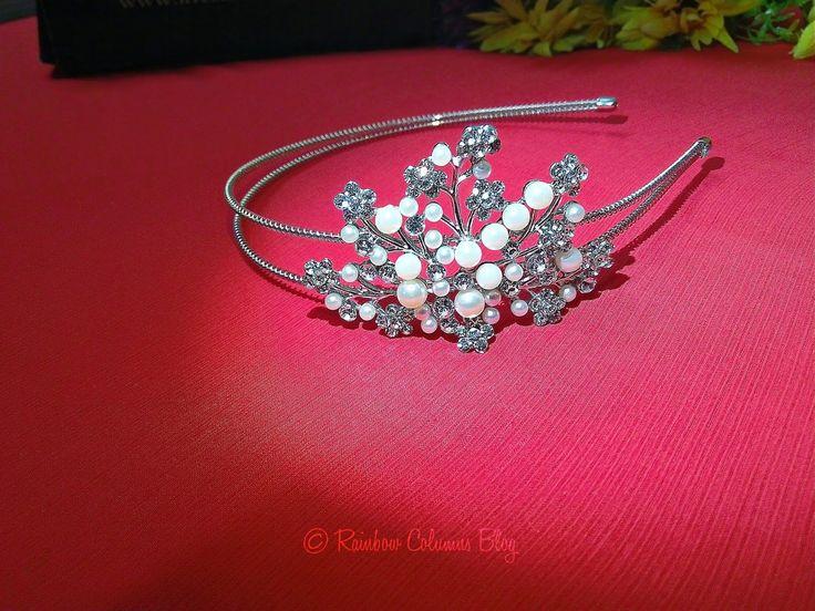 #hair #hairgoals #hairband #headband #beautiful #pretty #being #girlstuff #bridal #fashioninspiration #wedding #weddingaccessory #Jewellery