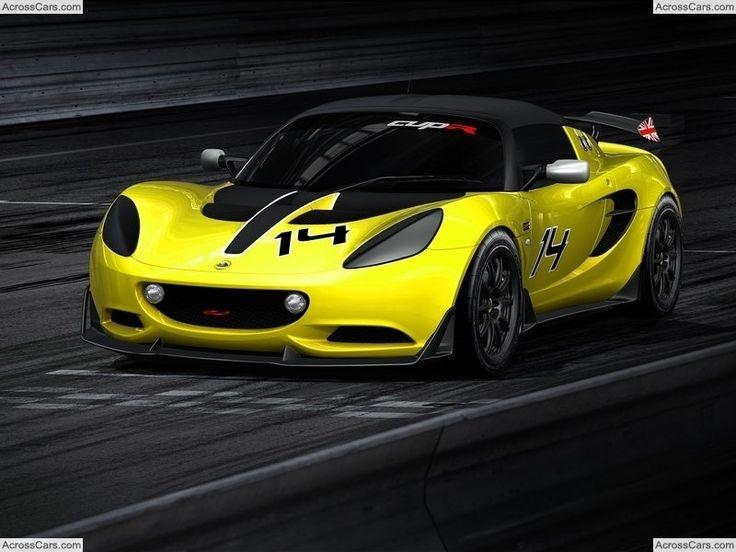 Lotus Elise S Cup R (2014)