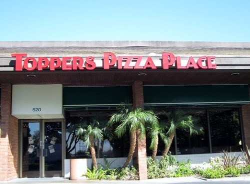 Toppers Pizza Place Only Ventura County Folks Know How This Is Hopefully Next Time Family Come From California And Visit They Ll Bring Me Some