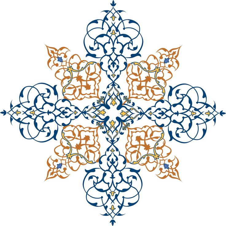 30-islamic Persian Pattern