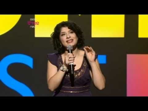 Shappi Khorsandi - Edinburgh Comedy Fest 2010