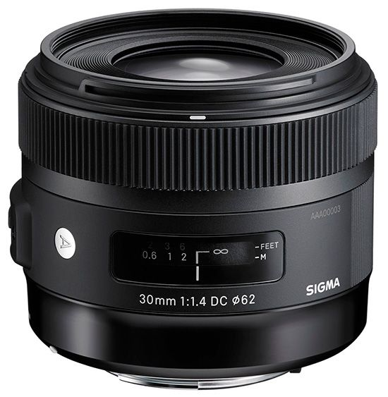 Sigma 30mm f/1.4 DC HSM lens for Nikon DX cameras announced