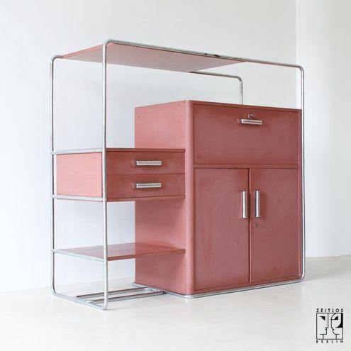 41 besten bauhausstil bilder auf pinterest m beldesign. Black Bedroom Furniture Sets. Home Design Ideas