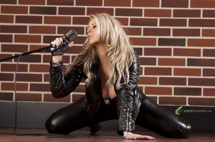 #sexy #hot #music #artist #Roxana #Nemes from #Romania.