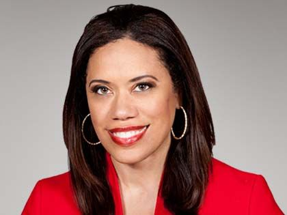 CBS Philly weekend anchor Natasha Brown | Philadelphia