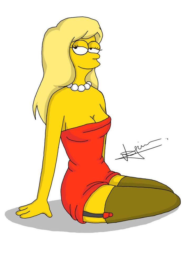 Grown-up Lisa Simpson   Lisa simpson