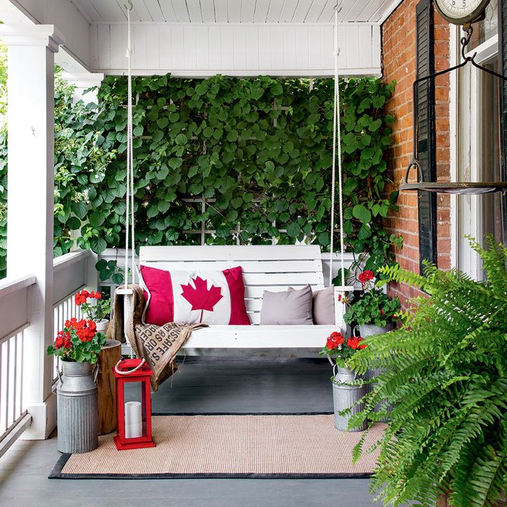 A leafy perennial vine is a great way to grow your own privacy, says DIY expert Karen Bertelsen. Photo by Donna Griffith.