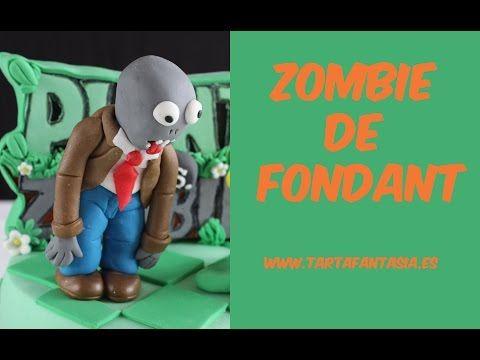 TartaFantasía: Modelado Zombie del Juego Plantas contra Zombies con Fondant