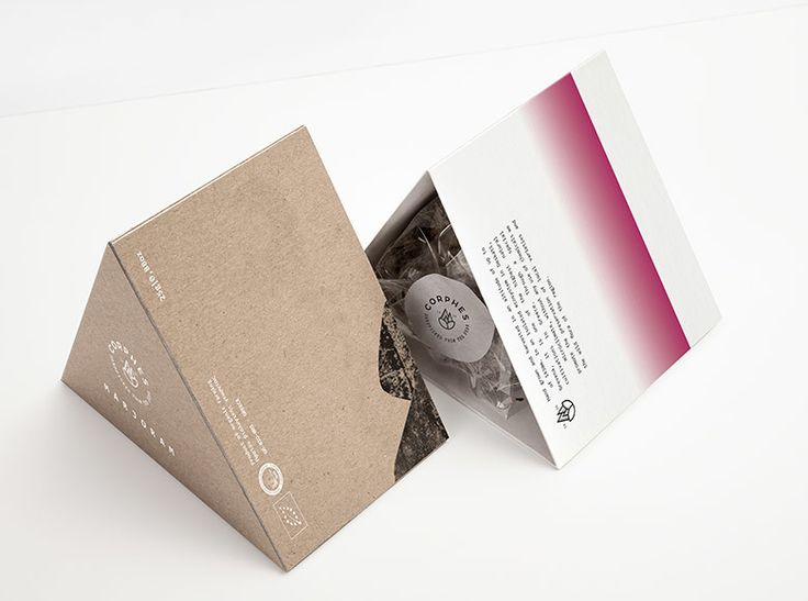 Corphes Packaging | Luminous Design Group