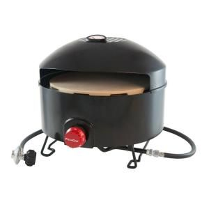 pizzacraft, PizzaQue Portable Propane Gas Outdoor Pizza Oven, PC6500 at The Home Depot - Mobile