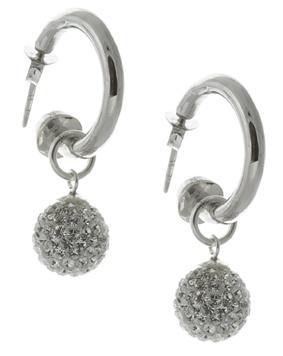 Crystal ears............$55