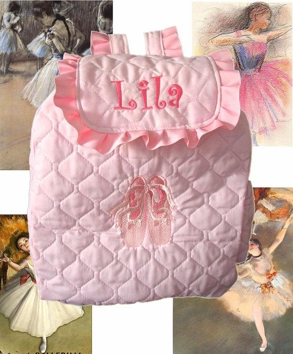 Dance Bag For My Baby Pinterest Toddler Ballet Ballerina And