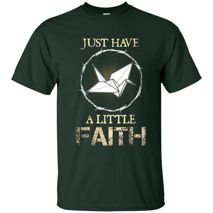 Just have a little Faith Tshirt Prison Break 2017