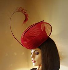 HATS by Emily Makris: MINIKEM Available at Melbournestyle