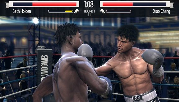 Real Boxing Now Available for PlayStation Vita