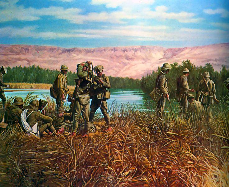 Battle of Kütahya–Eskişehir between the Turks and the Greeks, Turkish War of Independence