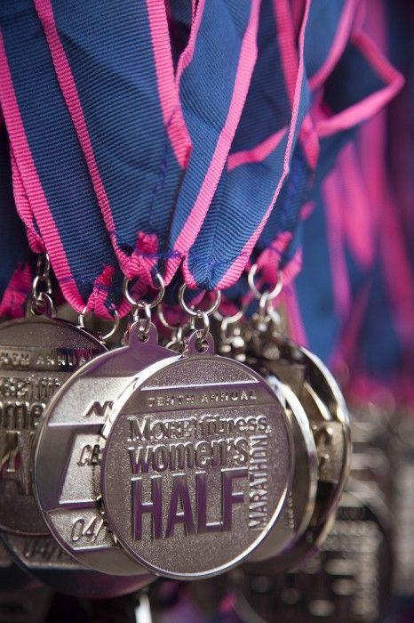 More Magazine / Fitness Magazine 2014 Women's Half-Marathon In New York City