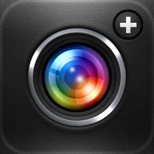 Camera+ iOS App Icon