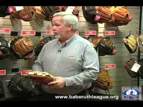 What Not to Do When Breaking-In a Baseball Glove - YouTube