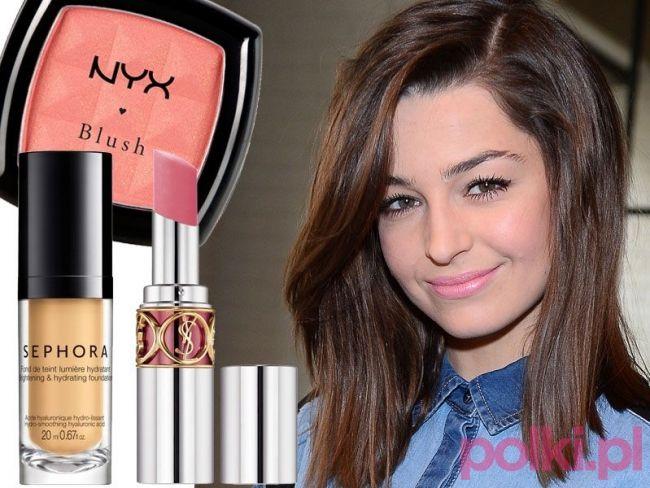 Wiosenny makijaż Agnieszki Więdłochy #makeup #polkipl