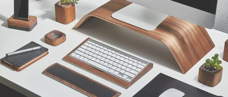 Grovemade Desk Collection: Beauty to your desk