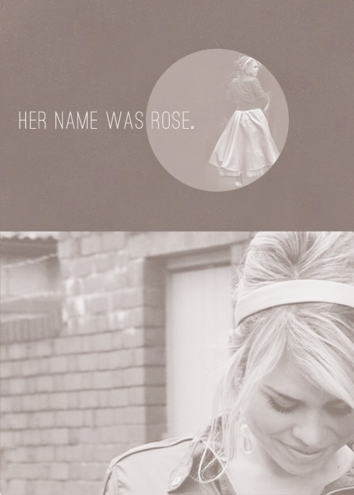 Her name was Rose.