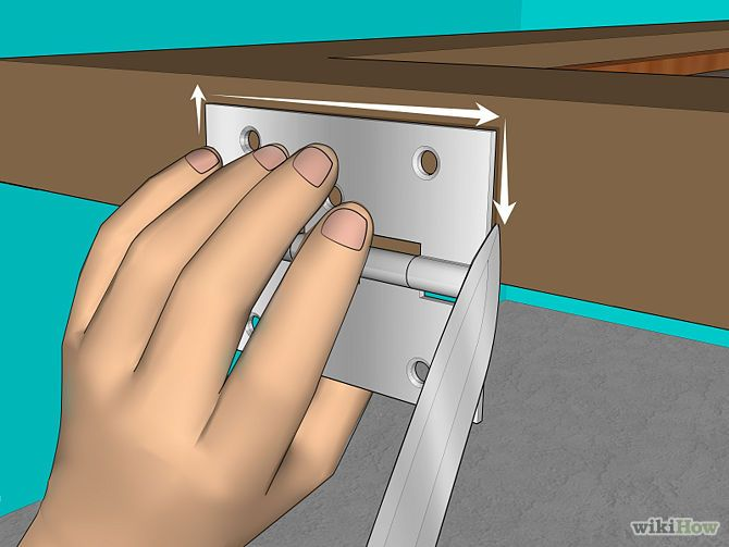 Install or Replace Door Hinges