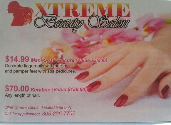 Xtreme Beauty Salon Xtremebeauty On Pinterest
