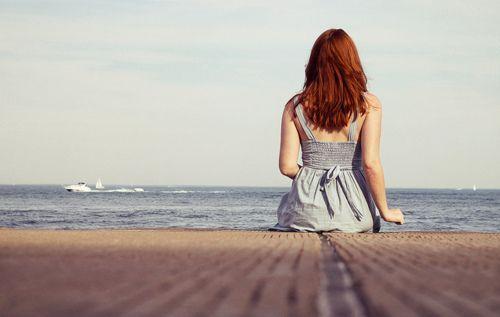 : Beaches Hair, Hair Colors, Good Things, Girls Generation, Red Hair, Life A Beaches, Girls Photography, The Ocean, Cool Pics