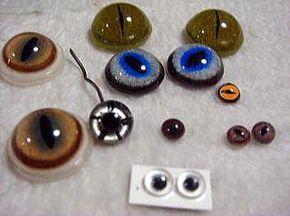 Легко Glass Eye