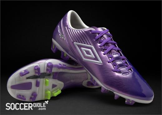 Umbro GT II Pro Football Boots - Violet/Blue/Green - http://www.soccerbible.com/news/football-boots/archive/2012/06/22/umbro-gt-ii-pro-football-boots-violet-blue-green.aspx