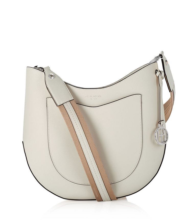 The West 57th Crossbody Hobo is the essential handbag to take you uptown, downtown or crosstown with ease. Featuring a comfortable crossbody strap and a smart combination of pockets, this luxury handbag is designed to complement the personality of every Bendel girl.