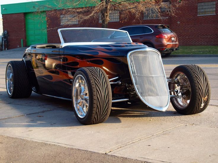 Best Hotrods Classic Car Inspiration Images On Pinterest