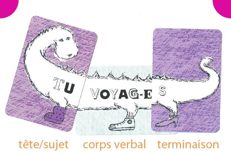 jeu pour les verbes