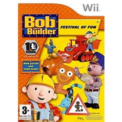 Bob the Builder - Wii game  £12