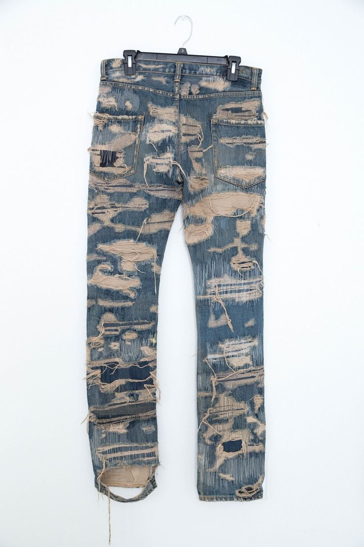 Undercover Arts And Crafts 85 Jeans Size 30 $2000 ...