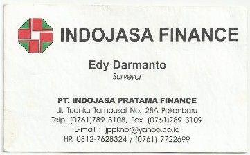 Indojasa Finance