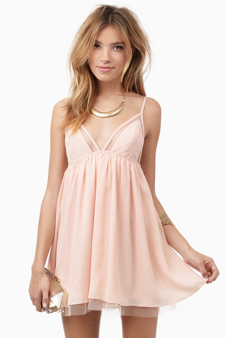 Cordelia Babydoll Dress