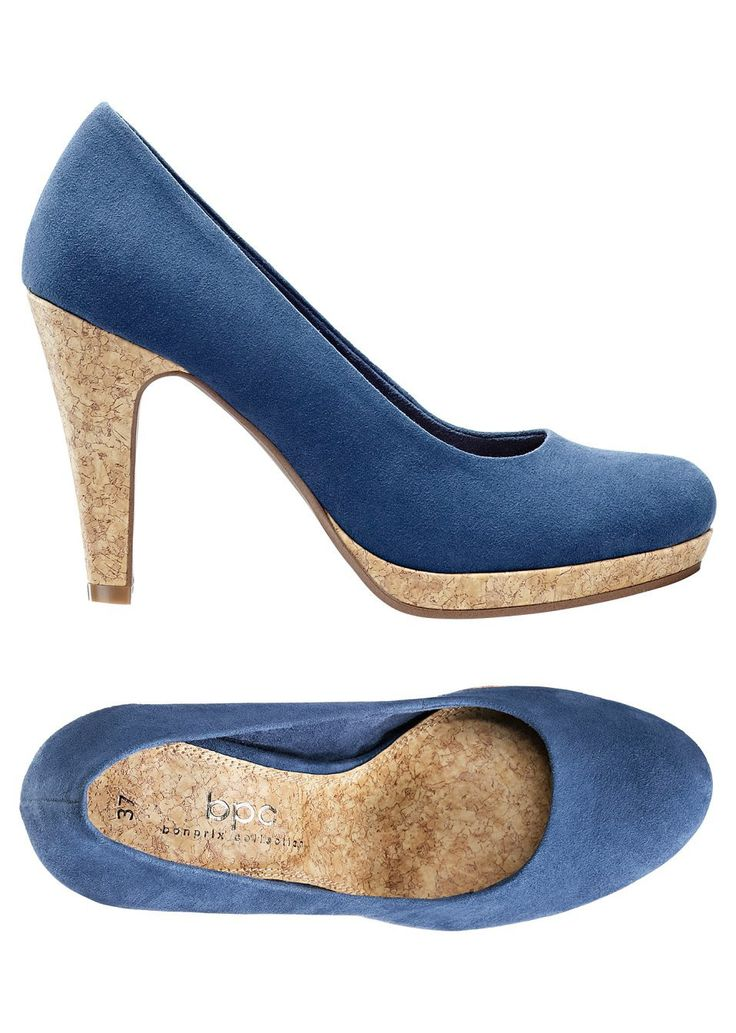 Cork sole courts | Court shoes | Womens Shoes & Boots | bonprix