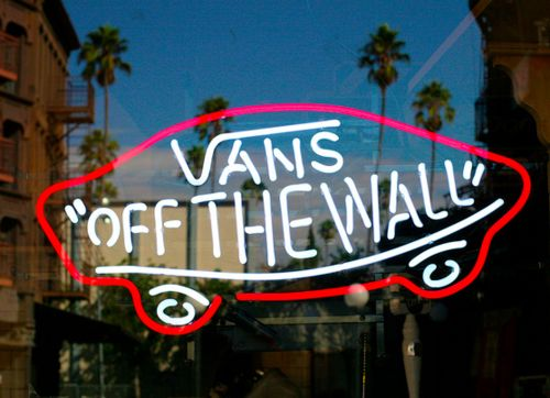 vans Off The Wall rea