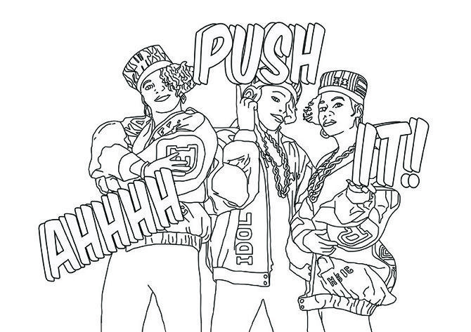 Find this pin and more on hip hop coloring book compiled by jamee schleifer by hiphopblueprint