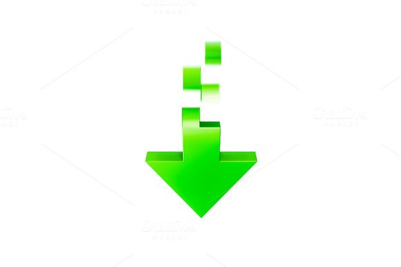Download Arrow Icon by vladut'shop on @creativemarket