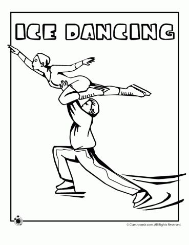 25 best Olympics Coloring Sheets