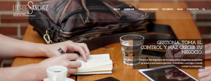 Nueva web y nuevos proyectos