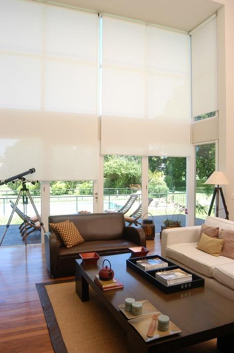 Hunter Douglas Luxaflex® ofrece diversos modelos de cortinas, persianas y toldos para cada tipo de ambiente.