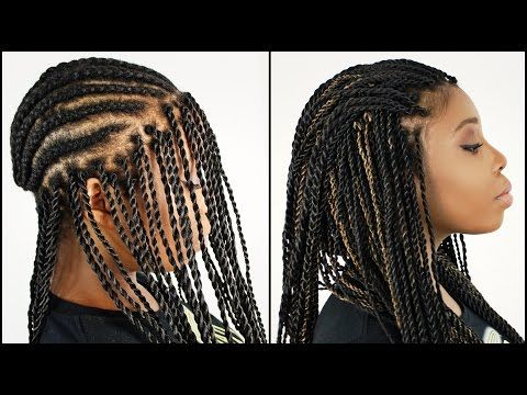 Mrs Rutters Perimeter Crochet Senegalese Twist Full DVD Tutorial - YouTube