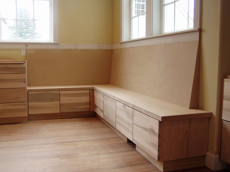 Built In Dresser That Is Long And Low My Style